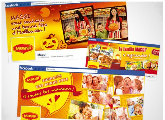 Web Maggi Facebook