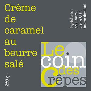 CARAMEL COIN DES CREPES J