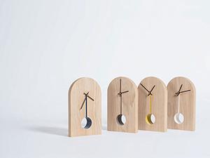 horloges à poser éditées par Drugeot Labo