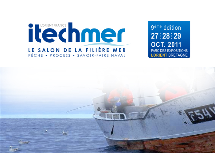 SALON ITECHMER LORIENT 27, 28, 29 OCT