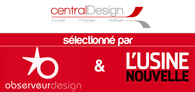 Central Design Labelisé par l'Observeur