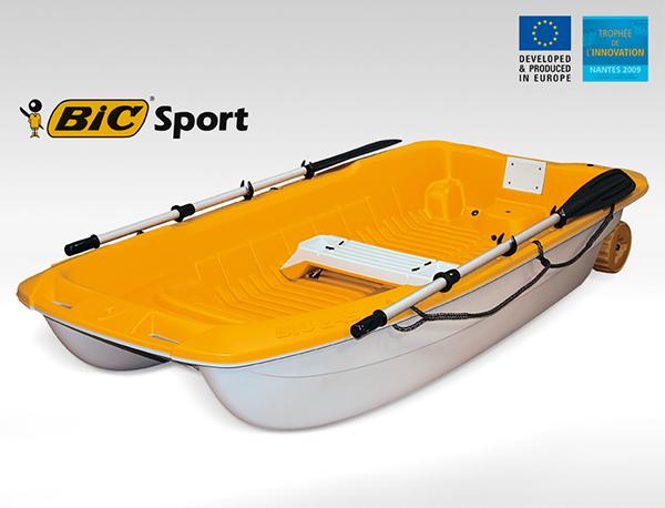 Focus sur le projet Bic Sport et JMC Design