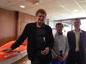 PrixduDesign2014-Photo remise du Prix-Credit photo B. Kermarec CCI Brest