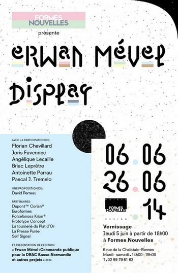 Vernissage le 5 juin 2014 à 18h